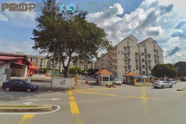 For Sale Condominium at Tiara Duta, Ampang Freehold Semi Furnished 3R/2B 380k