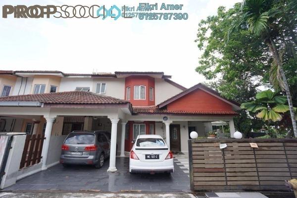 For Sale Terrace at Seksyen 5, Bangi Freehold Semi Furnished 5R/4B 775k