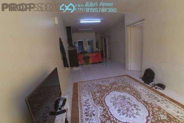 For Sale Apartment at Cemara Apartment, Bandar Sri Permaisuri Freehold Semi Furnished 3R/2B 350k