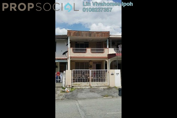 For Sale Terrace at Taman Cempaka, Ipoh Freehold Unfurnished 3R/2B 180k