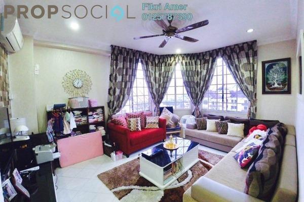 For Sale Condominium at Kelana D'Putera, Kelana Jaya Freehold Semi Furnished 3R/2B 470k