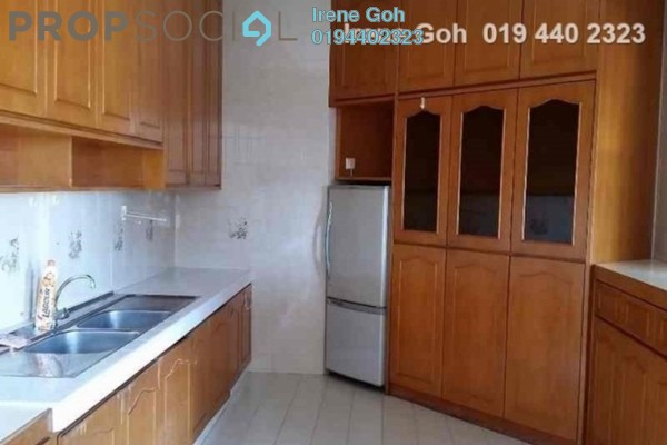 For Rent Condominium at Cantonment Court, Gurney Drive Freehold Semi Furnished 4R/3B 3k