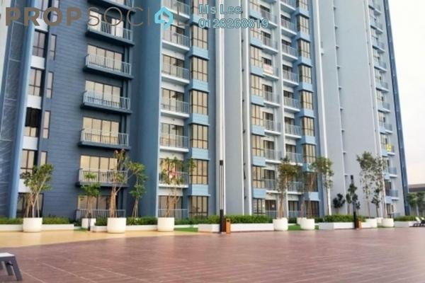 For Sale Condominium at Green Park, Seri Kembangan Leasehold Fully Furnished 3R/2B 399k