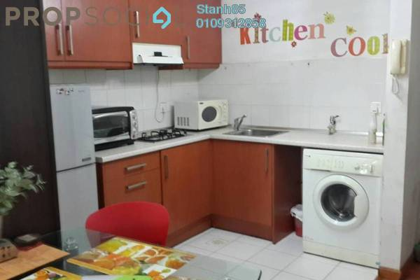 For Rent Condominium at Maytower, Dang Wangi Freehold Fully Furnished 0R/1B 1.6k