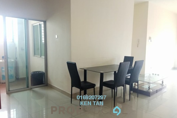For Sale Serviced Residence at Connaught Avenue, Cheras Freehold Semi Furnished 3R/2B 388k