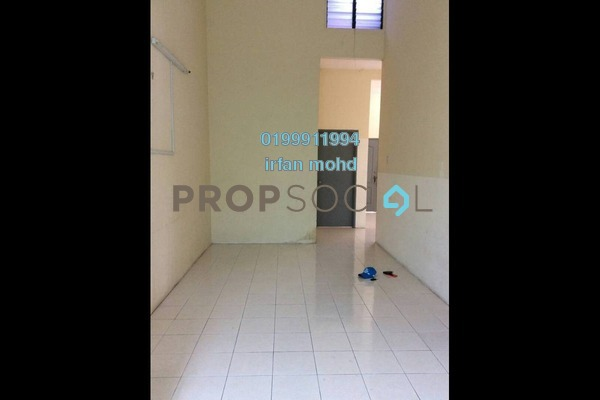 For Sale Terrace at Section 30, Shah Alam Freehold Semi Furnished 3R/2B 330k