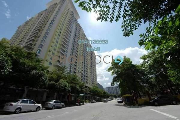 For Sale Condominium at Platinum Lake PV13, Setapak Freehold Unfurnished 4R/2B 490k