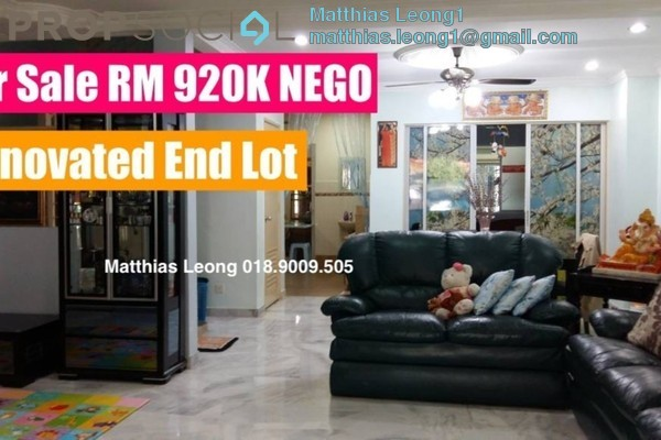 For Sale Link at Putra Bistari, Putra Heights Freehold Semi Furnished 5R/3B 920k