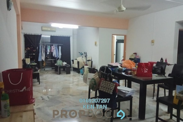 For Sale Condominium at Awana Puri, Cheras Freehold Semi Furnished 3R/2B 450k
