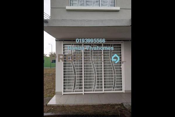For Rent Terrace at Linea, Bandar Enstek Freehold Unfurnished 4R/3B 1.5k