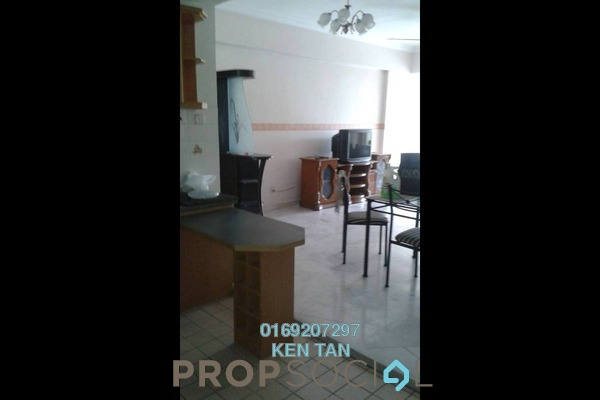 For Sale Condominium at Awana Puri, Cheras Freehold Fully Furnished 2R/2B 470k