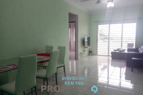 For Rent Apartment at Puncak Baiduri, Cheras South Freehold Fully Furnished 3R/2B 1.2k