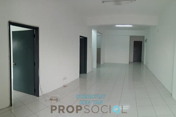 For Rent Condominium at Suria Residence, Bandar Mahkota Cheras Freehold Unfurnished 3R/2B 900translationmissing:en.pricing.unit