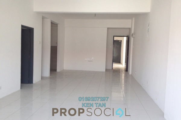 For Rent Condominium at Suria Residence, Bandar Mahkota Cheras Freehold Unfurnished 3R/2B 1k