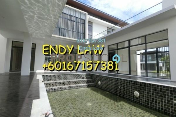 For Sale Bungalow at East Ledang, Iskandar Puteri (Nusajaya) Freehold Unfurnished 6R/5B 3.34m