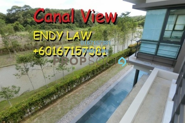 For Sale Bungalow at Taman Westpool, Ipoh Freehold Semi Furnished 5R/6B 3.95m