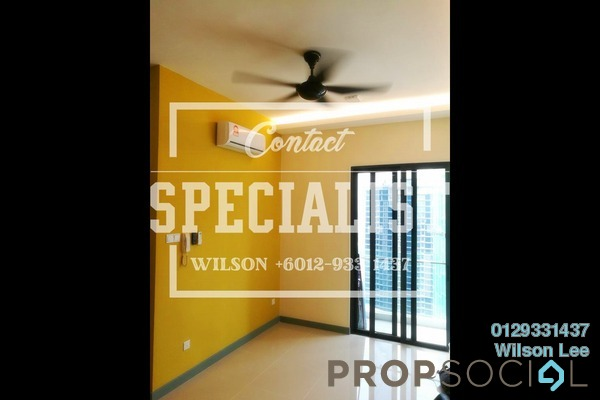 For Sale Condominium at South View, Bangsar South Freehold Semi Furnished 2R/2B 780k