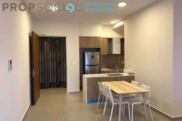 For Sale Condominium at The Petalz, Old Klang Road Freehold Semi Furnished 3R/2B 690k