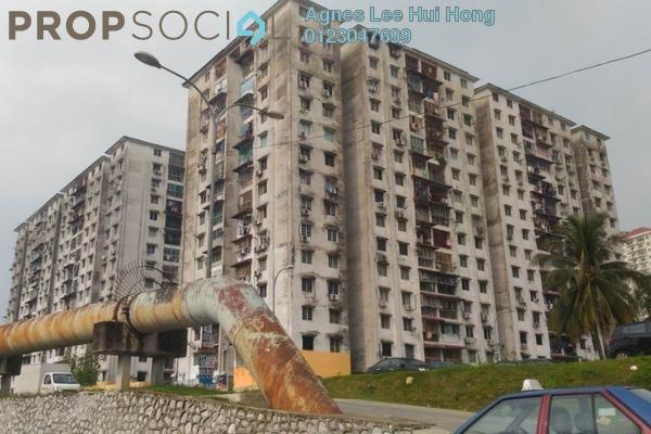 For Rent Apartment at Taman Setapak Indah, Setapak Freehold Unfurnished 3R/1B 800translationmissing:en.pricing.unit
