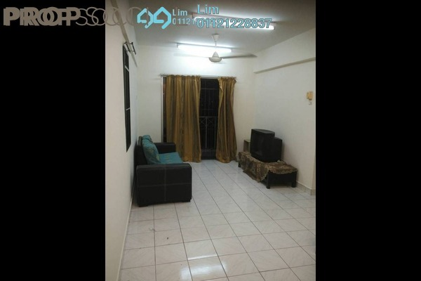 For Rent Condominium at Arena Green, Bukit Jalil Freehold Fully Furnished 3R/2B 1.4k