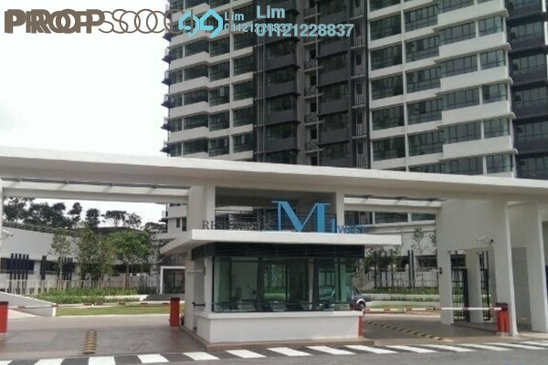 For Rent Condominium at KM1, Bukit Jalil Freehold Fully Furnished 3R/3B 3k