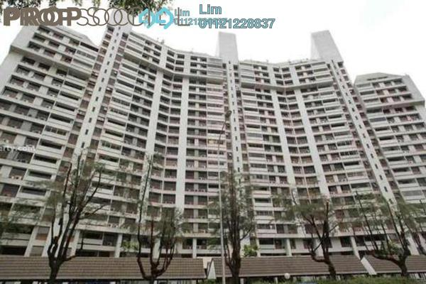 For Rent Condominium at Sri Wangsaria, Bangsar Freehold Fully Furnished 4R/2B 3.5k