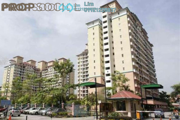 For Rent Condominium at Arena Green, Bukit Jalil Freehold Semi Furnished 3R/2B 1.2k