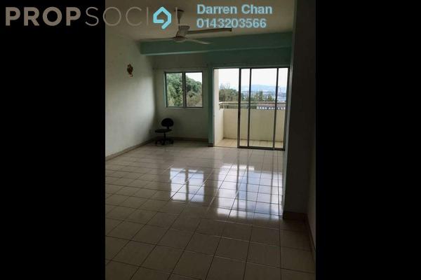 For Rent Apartment at Belimbing Heights, Seri Kembangan Freehold Semi Furnished 3R/2B 1k
