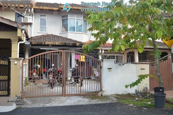 For Sale Terrace at Taman TTDI Jaya, TTDI Jaya Freehold Unfurnished 4R/3B 520k