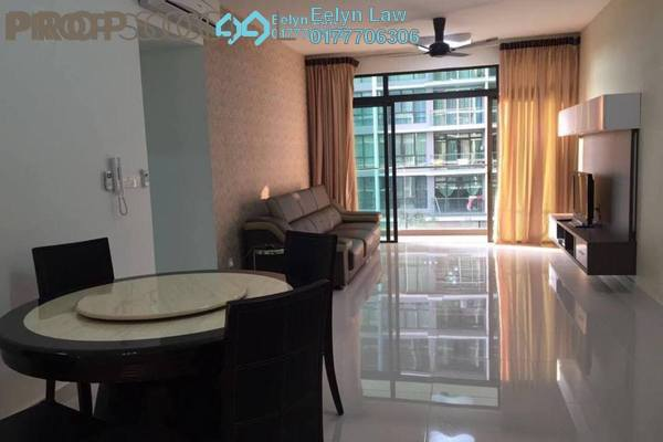 For Sale Condominium at The Z Residence, Bukit Jalil Freehold Semi Furnished 0R/2B 700k
