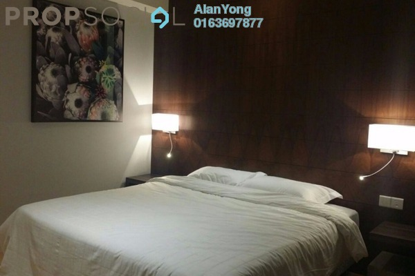 For Rent Serviced Residence at D'Majestic, Pudu Freehold Fully Furnished 1R/1B 2.3k