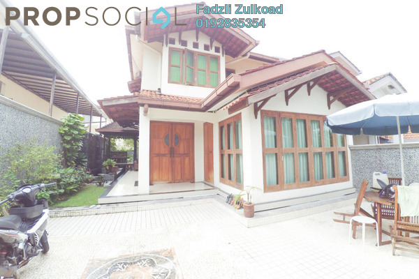 For Sale Terrace at Taman Puncak Jalil, Bandar Putra Permai Freehold Fully Furnished 5R/4B 800k