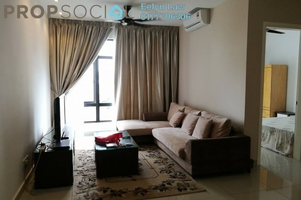 For Rent Condominium at Desa Green Serviced Apartment, Taman Desa Freehold Fully Furnished 3R/2B 2.4k