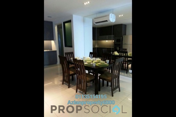 For Rent Condominium at Setia Sky Residences, KLCC Freehold Fully Furnished 3R/2B 3.7k