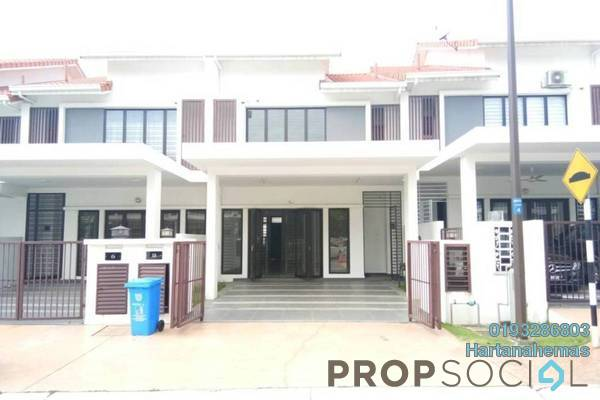 For Sale Terrace at Nukilan, Alam Impian Freehold Semi Furnished 5R/5B 790k