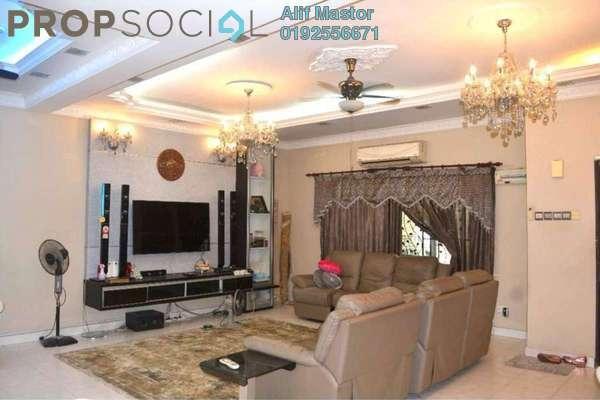 For Sale Terrace at Taman Suria Tropika, Bandar Putra Permai Freehold Semi Furnished 4R/3B 670k