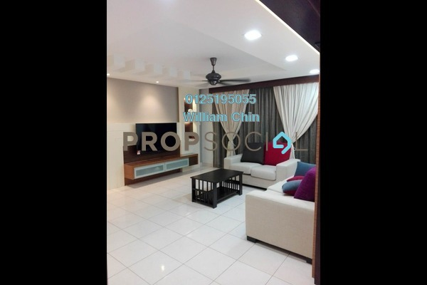 For Rent Condominium at Mont Kiara Astana, Mont Kiara Freehold Fully Furnished 3R/1B 4k