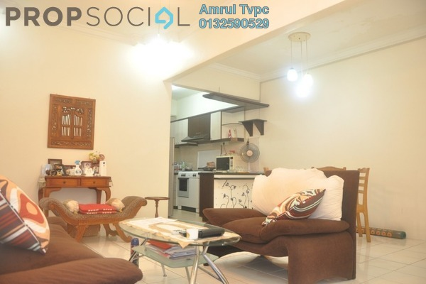 For Sale Apartment at Sri Puteri Apartment, Ukay Leasehold Semi Furnished 3R/2B 259k