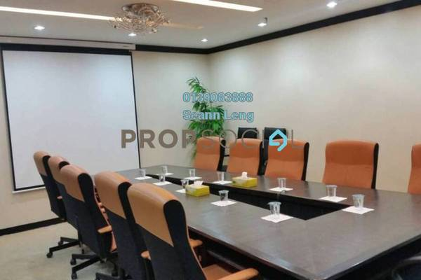 For Rent Office at Solaris Dutamas, Dutamas Freehold Fully Furnished 0R/0B 18k
