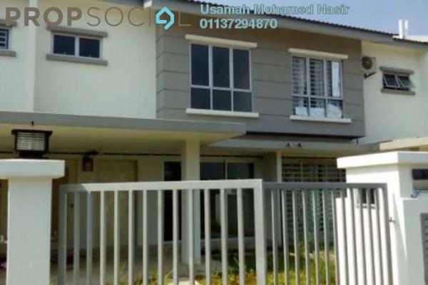 For Sale Terrace at Timur 5, Bandar Enstek Freehold Unfurnished 4R/3B 440k
