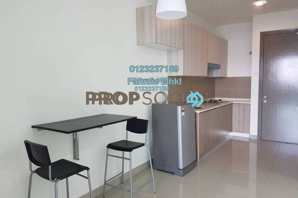 For Rent SoHo/Studio at Mutiara Ville, Cyberjaya Freehold Fully Furnished 0R/0B 1.3k