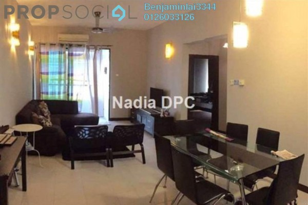 For Sale Condominium at Nadia, Desa ParkCity Freehold Fully Furnished 3R/3B 910k