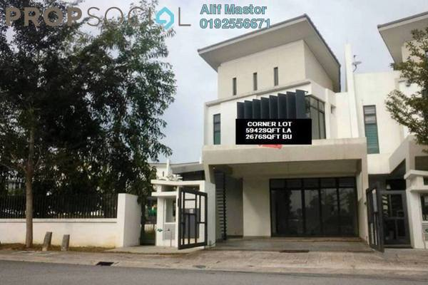 For Sale Terrace at Laman Glenmarie, Saujana Freehold Unfurnished 5R/4B 1.88m
