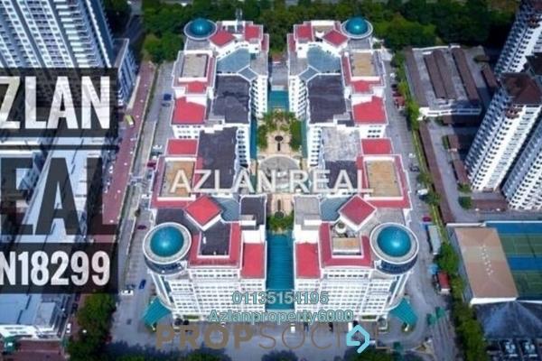 For Sale Office at Kelana Square, Kelana Jaya Leasehold Semi Furnished 0R/1B 200k