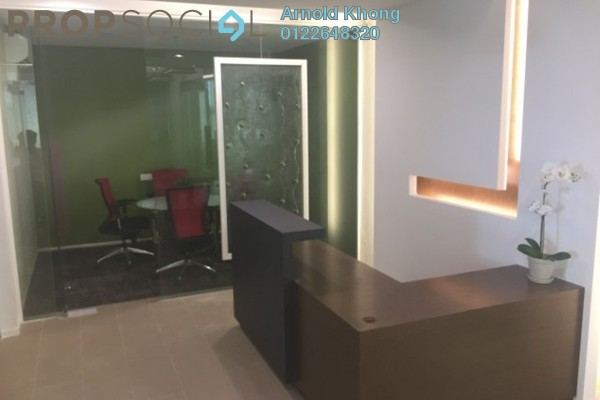 For Rent Office at Seksyen 9, Bandar Mahkota Cheras Freehold Fully Furnished 0R/0B 6.9k