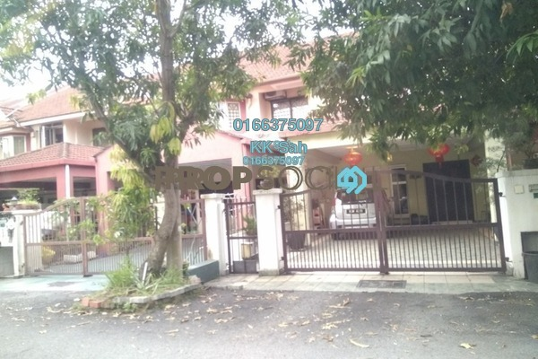 For Sale Link at Section 1, Bandar Mahkota Cheras Freehold Unfurnished 4R/3B 550k
