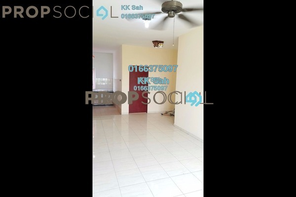 For Sale Apartment at Taman Pendamar Indah 2, Port Klang Freehold Semi Furnished 3R/2B 178k