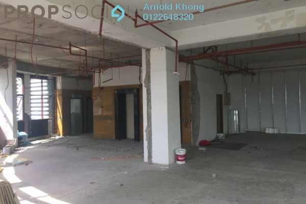 For Rent Office at Section 13, Petaling Jaya Freehold Unfurnished 0R/0B 18.4k