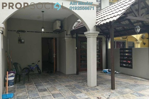 For Sale Terrace at USJ Heights, UEP Subang Jaya Freehold Semi Furnished 3R/2B 720k