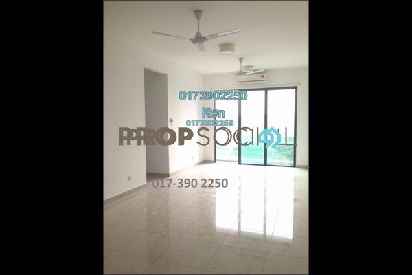 For Rent Condominium at USJ One Park, UEP Subang Jaya Freehold Semi Furnished 5R/4B 1.65k